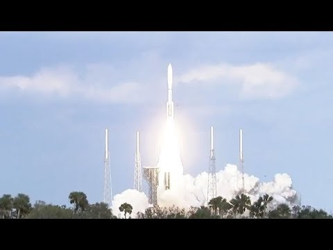 GOES-S launched by Atlas V 541