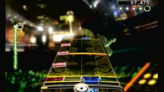 Rock Band 2: Nickelback - Figured You Out - Expert Drums Sightread (GS*5 100% non-fc)