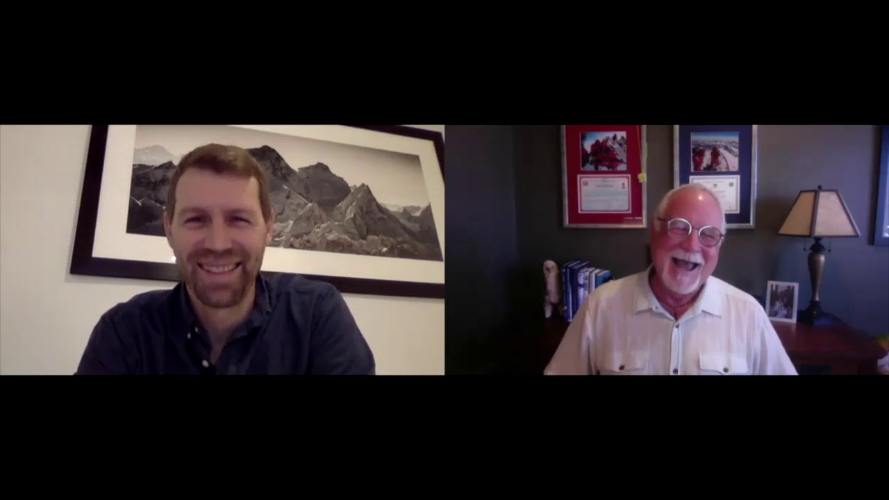 Mike Hamill of CTSS interview on the COVID-19 virus closure of Everest in 2020..