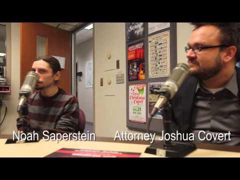 Lansing Online News Radio - Joshua Covert & Noah Saperstein