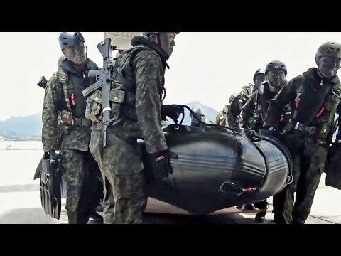 陸上自衛隊がハワイで離島奪還訓練(西部方面普通科連隊)