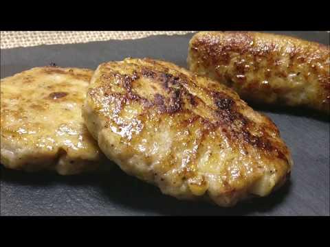 Let's Make Chicken & Apple Breakfast Sausage