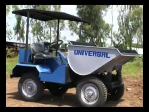 Universal Tough Rider 2 Ton