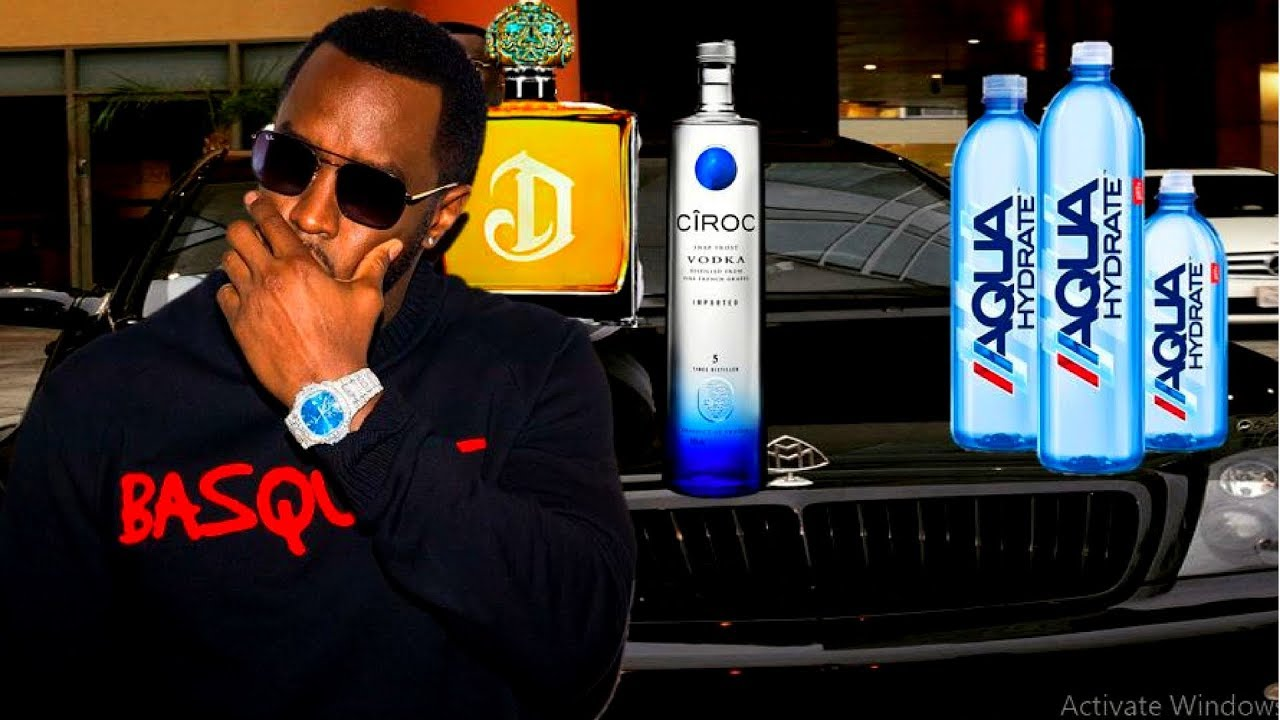 How much does diddy make off ciroc