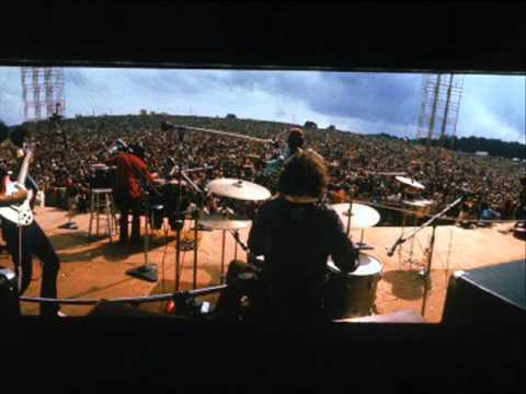 Soul Sacrifice Woodstock '69 - Carlos Santana
