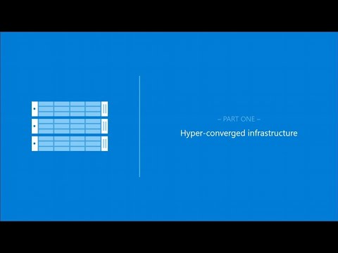 Manage and monitor your Windows Server 2016 hyper-converged infrastructure - BRK3123