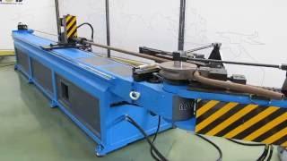 Автоматический дорновый трубогибочный станок (трубогиб) с ЧПУ CH-80-CNC(, 2014-10-09T09:19:24.000Z)