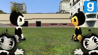 GOOD BENDY VS. EVIL BENDY | Garry's Mod