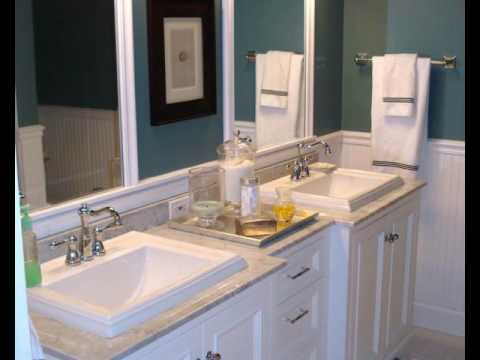 MustSee Bathroom Transformations YouTube - Bathroom transformations