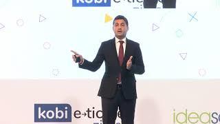 Kobi E-ticaret Zirvesi 2018 - E-ticarette Lojistiğin Önemi | Akın Şakar, UPS Türkiye