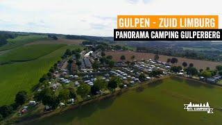 Panorama Camping Gulperberg I Zuid-Limburg I Nederland