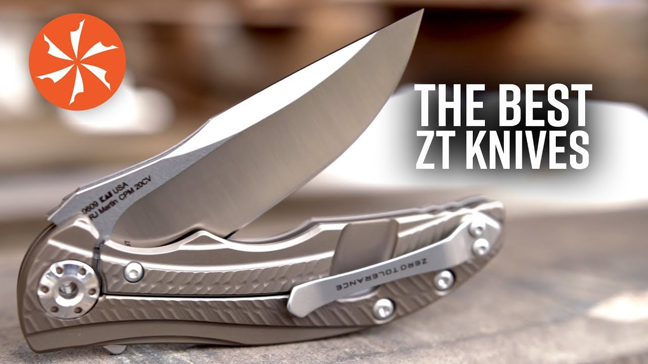 Zero Tolerance Knives - All Models the Most Reviews