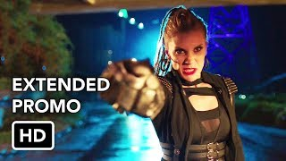 the flash 4x05 extended promo girls night out hd season 4 episode 5 extended promo