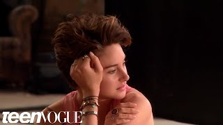 On Set with Shailene Woodley EP2 of 3 – Teen Vogue