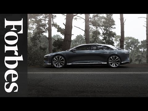 Lucid's Mission: Deliver The First True Luxury Electric Sedan | Forbes Tech
