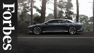 Gambar cover Lucid's Mission: Deliver The First True Luxury Electric Sedan | Forbes Tech