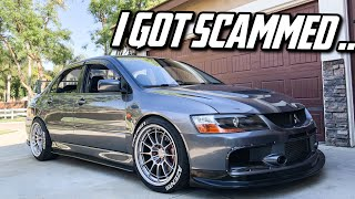 WHAT HAPPENED TO MY EVO | I GO…