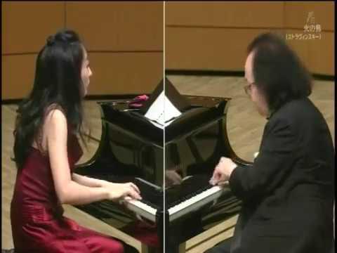 シプリアン・カツァリス&広瀬悦子ピアノ・デュオリサイタル  Cyprien Katsaris & Etsuko Hirose Piano Duo Recital