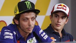 TERBONGKAR rahasia sesungguhnya insiden MotoGP 2015 di Sepang Rossi-Marquest