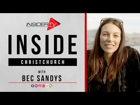 INSIDE Christchurch with Bec Sandys | Travel Guide | JUNE 2017