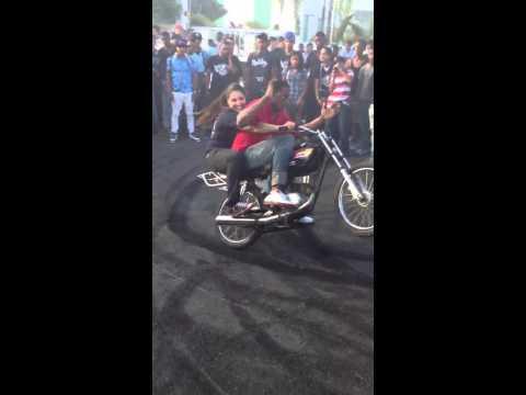 Motor show Santiago