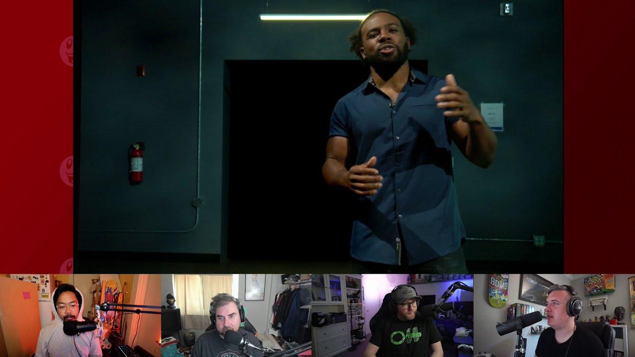 EA Play Live 2021: Giant Bomb Talks Over