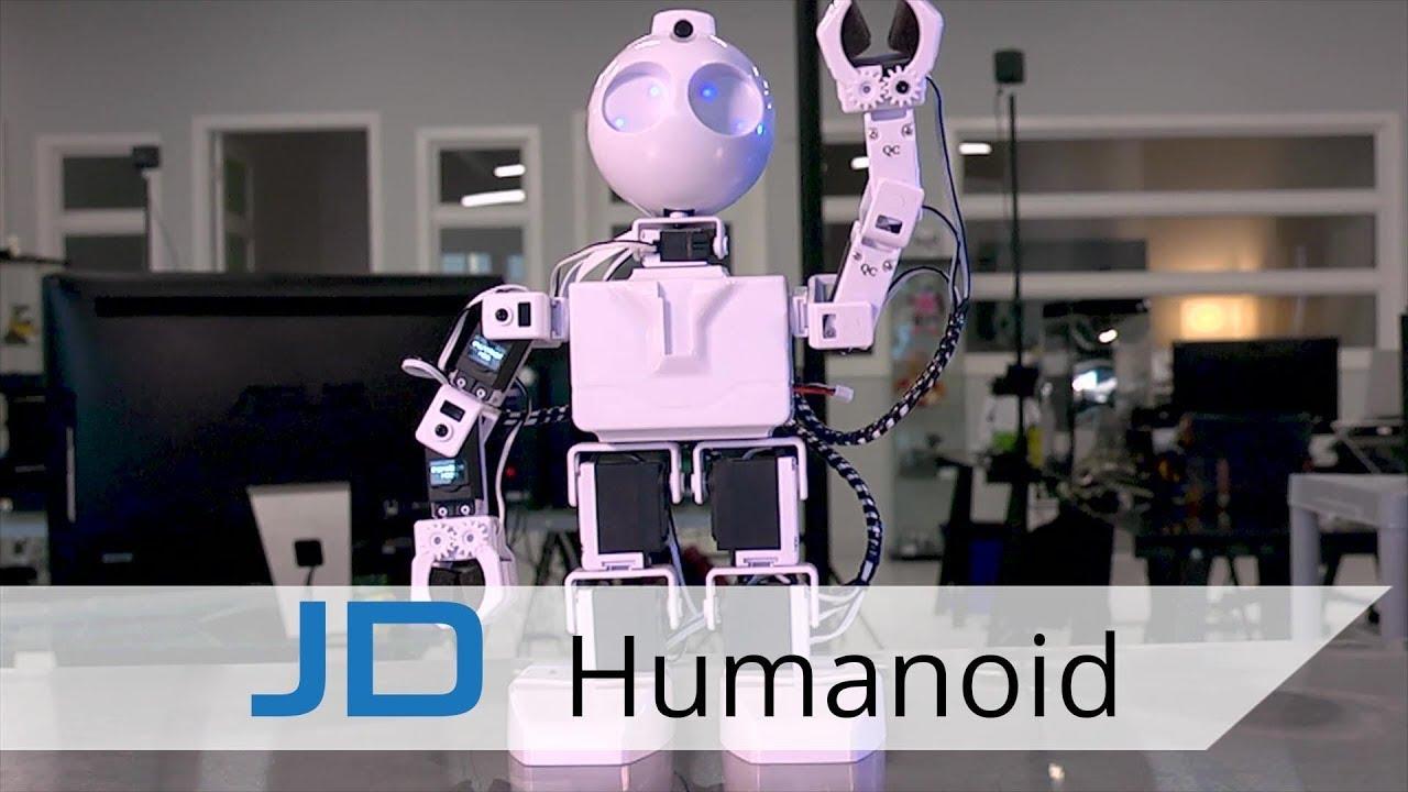 JD Humanoid - Products - EZ-Robot