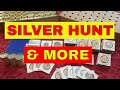 Saturday night Half Dollars coin roll hunt livestream announcement!