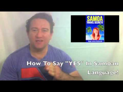 how to say friend in samoan