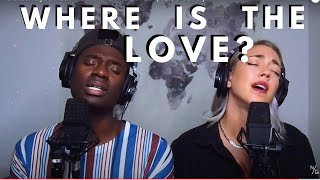 """The Black Eyed Peas - """"Where Is The Love?"""" (Ni/Co Cover)"""