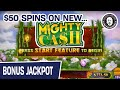 Slots @ Winstar Casino 🎰 Mighty Cash 💰 ROARS & FREE GAMES ...