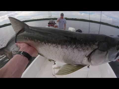 Dan & Chad - Puerto Rico Tarpon Fishing