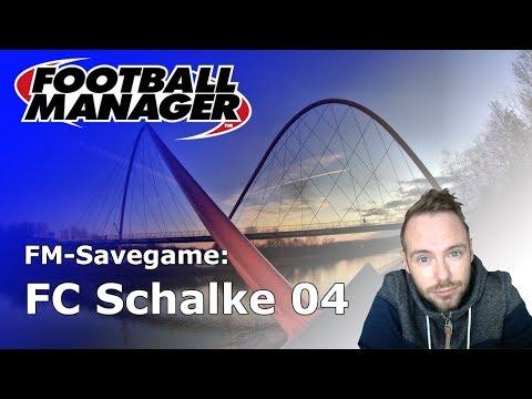 Football Manager 2017 - FC Schalke 04 [Savegame / Let's Play / Deutsch]