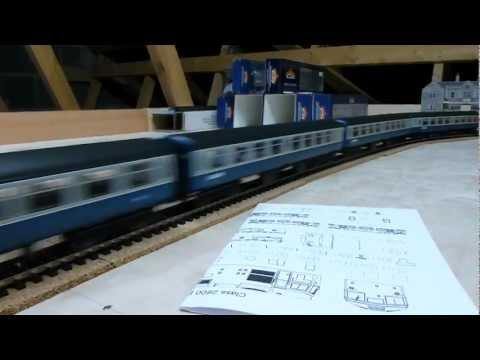 Dean Park Station Video 5 - Heljan Class 26 Review