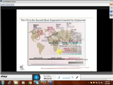 IUCEE Webinar:Higher Education in the United States; Rajkamal Rao