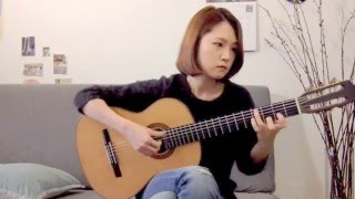 Adele - When We Were Young - Classical guitar solo cover (fingerstyle) - Yenne Lee