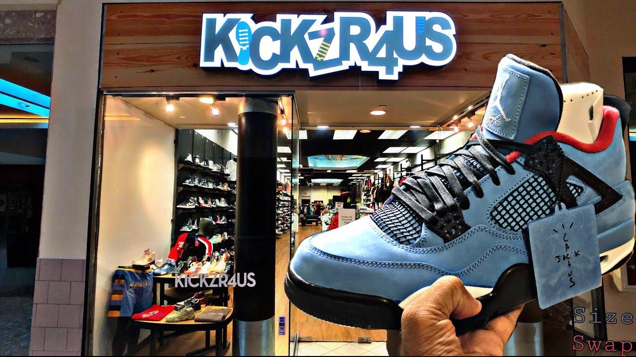 new product 9f50e cfa8a Size Swapping my Cactus Jacks at KickzR4US