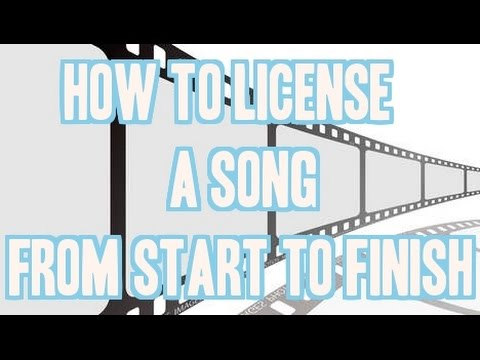 How To License A Song From Start To Finish