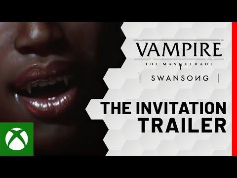 Vampire: The Masquerade – Swansong   The Invitation