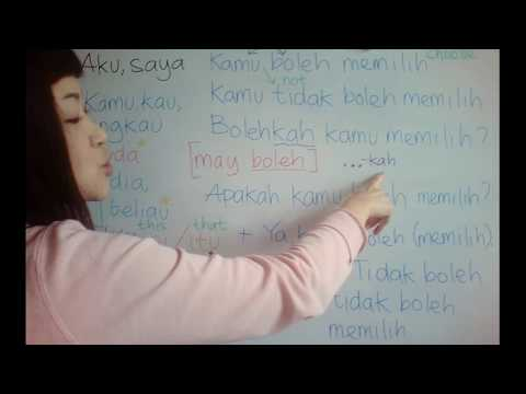 LEARN DUTCH/ NETHERLANDS & INDONESIAN LANGUAGE/ BAHASA INDONESIA [IN ENGLISH] #18 MAY