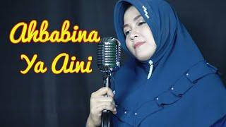 Lusiana Safara - cover qasidah modern Ahbabina Ya Aini