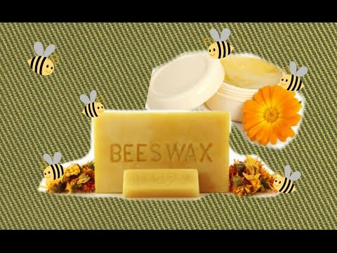 Beeswax Moisturizer~DIY