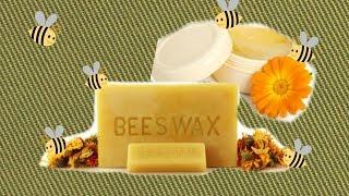 Beeswax Moisturizer~DIY Video