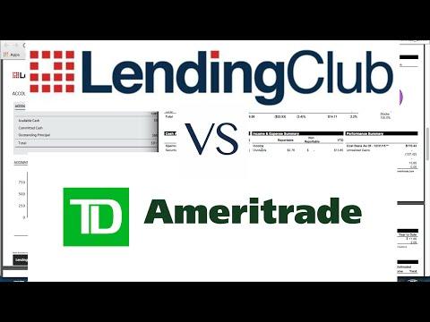 Lending Club vs Stocks
