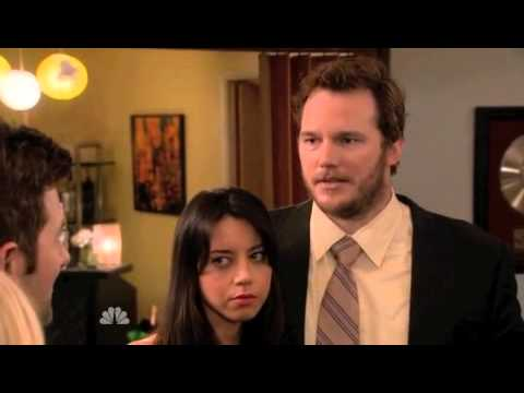 Parks and Rec - Ben, Don't Hurt Her