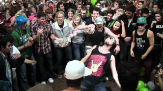 Bizzell Rave 2011 - University of Oklahoma - Dec 14, 2011