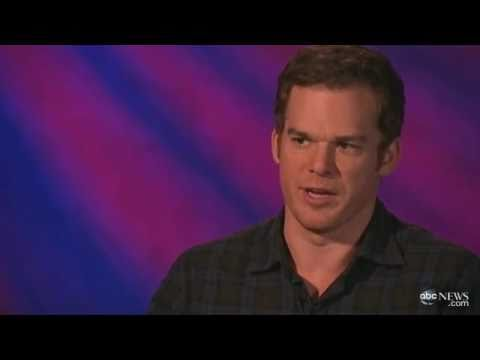 Michael  C. Hall talking about his Hodgkin's Lymphoma