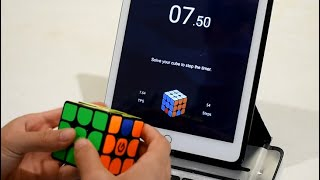 World's First Bluetooth Rubik's Cube - XiaoMi Giiker Super Cube i3s Review (updated)