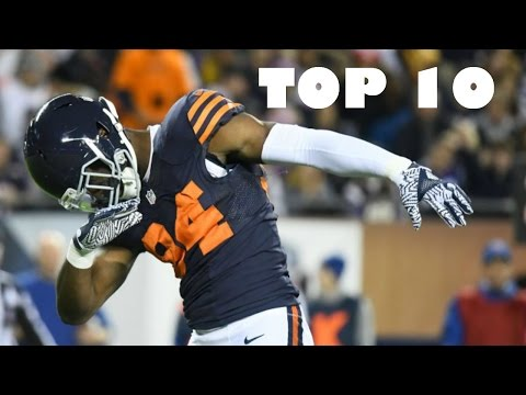 Top 10 Plays from the 2016 Chicago Bears