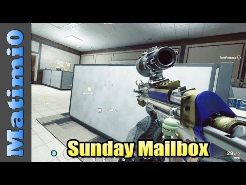 Remove Lion From Ranked? - Sunday Mailbox - Rainbow Six Siege & BF5